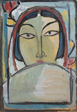 Untitled - Jamini  Roy - Works on Paper Online Auction
