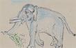 Nandalal  Bose - Works on Paper Online Auction