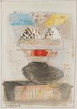 Santafae - Prabhakar  Barwe - Works on Paper Online Auction