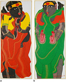 Untitled - Thota  Vaikuntam - Works on Paper Online Auction
