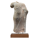 TORSO OF BUDDHA -    - Classical Indian Art | Live Auction, Mumbai
