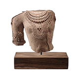TORSO -    - Classical Indian Art | Live Auction, Mumbai