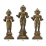 RAMA, LAXMAN AND SITA -    - Classical Indian Art | Live Auction, Mumbai