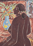 Untitled - K H Ara - Evening Sale of Modern and Contemporary Indian Art