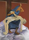 Pieta - Krishen  Khanna - Evening Sale of Modern and Contemporary Indian Art