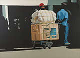 Sat Samunder Par (9) - Subodh  Gupta - Evening Sale of Modern and Contemporary Indian Art