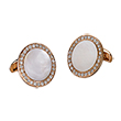 MOTHER OF PEARL CUFFLINKS - Fine Jewels and Objets