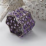 AMETHYST AND DIAMOND CUFF -    - Fine Jewels and Objets