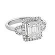 DIAMOND RING - Fine Jewels and Objets