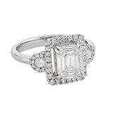 DIAMOND RING -    - Fine Jewels and Objets
