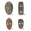 RITUAL MASKS - Living Traditions: Folk & Tribal Art