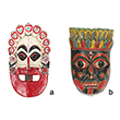 SHAIVAITE MASKS - Living Traditions: Folk & Tribal Art