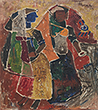 M F Husain - Evening Sale | New Delhi, Live
