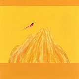 Untitled (Bird Mountain Series) - Jagdish  Swaminathan - The Ties That Bind: South Asian Modern and Contemporary Art