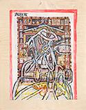 Head of Ganesh - F N Souza - Summer Online Auction