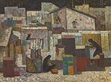 Tile Factory - K K Hebbar - Summer Online Auction