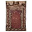 JAHNAMAZ PRAYER MAT - Woven Treasures: Textiles from the Jasleen Dhamija Collection