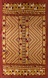 BAGH WITH ARCHITECTURAL DESIGN -    - Woven Treasures: Textiles from the Jasleen Dhamija Collection