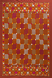 PHULKARI WITH SHIMMERING EFFECT -    - Woven Treasures: Textiles from the Jasleen Dhamija Collection
