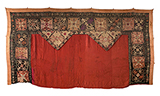 KYRGYZ TENT HANGING -    - Woven Treasures: Textiles from the Jasleen Dhamija Collection