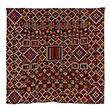 ZOROASTRIAN BRIDAL CHADOR-SHAB - Woven Treasures: Textiles from the Jasleen Dhamija Collection