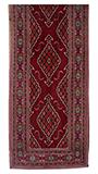 ZOROASTRIAN IKAT RITUAL SOFREH -    - Woven Treasures: Textiles from the Jasleen Dhamija Collection