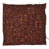 CEREMONIAL RUMAL -    - Woven Treasures: Textiles from the Jasleen Dhamija Collection