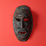 TRIBAL MASK -    - Living Traditions: Folk and Tribal Art