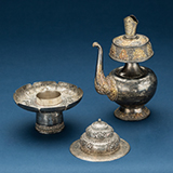 ALTAR VESSELS -    - Asian Art