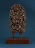 BHAIRAVA MASK -    - Asian Art