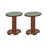 ART DECO PEG TABLES -    - The Design Sale