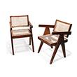 OFFICE ARMCHAIR, PIERRE JEANERRET - The Design Sale