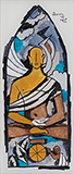 Untitled - M F Husain - From Classical to Contemporary