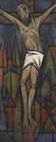 Untitled (Crucifixion) - A A Raiba - Evening Sale | Live Auction, Mumbai