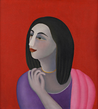 Untitled - Manjit  Bawa - Evening Sale | New Delhi, Live