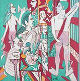 Summer - K G Subramanyan - Evening Sale | New Delhi, Live
