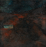 Landscape - Akbar  Padamsee - Summer Online Auction