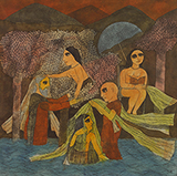Untitled - Badri  Narayan - Summer Online Auction