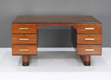 ART DECO WRITING TABLE -    - The Design Sale