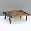 GRASS-SEATED STOOL, GEORGE NAKASHIMA - The Design Sale