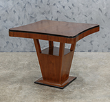 ART DECO GAME TABLE -    - The Design Sale