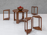 ART DECO NESTING TABLES -    - The Design Sale