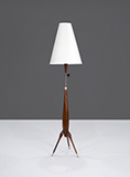 ART DECO ROCKET FLOOR LAMP -    - The Design Sale