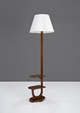 ART DECO FLOOR LAMP -    - The Design Sale