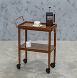 ART DECO TEA TROLLEY -    - The Design Sale