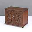 CARVED CABINET - The Design Sale