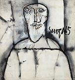 Untitled (Head) - F N Souza - Summer Online Auction