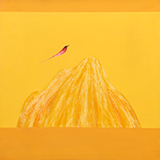 Untitled (Bird Mountain Series) - Jagdish  Swaminathan - Summer Online Auction