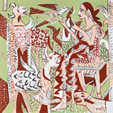 Untitled - K G Subramanyan - Summer Online Auction