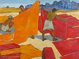 Untitled - Madhav  Satwalekar - Summer Online Auction